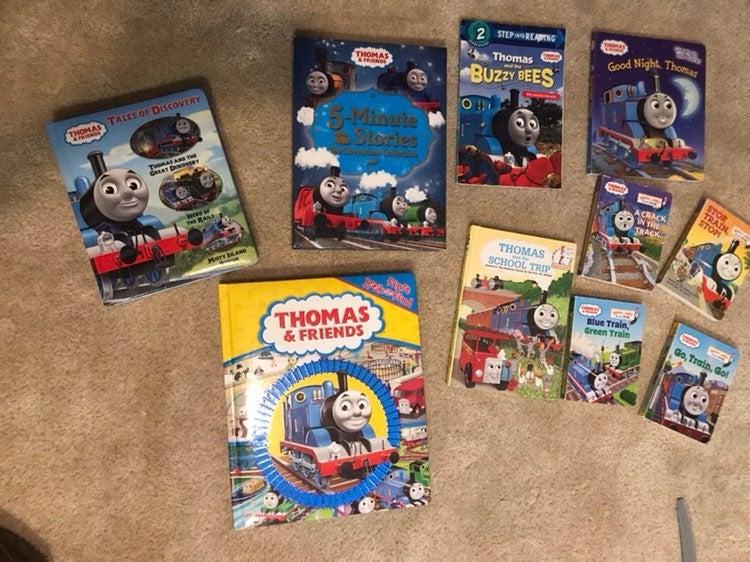 Assorted Thomas Books