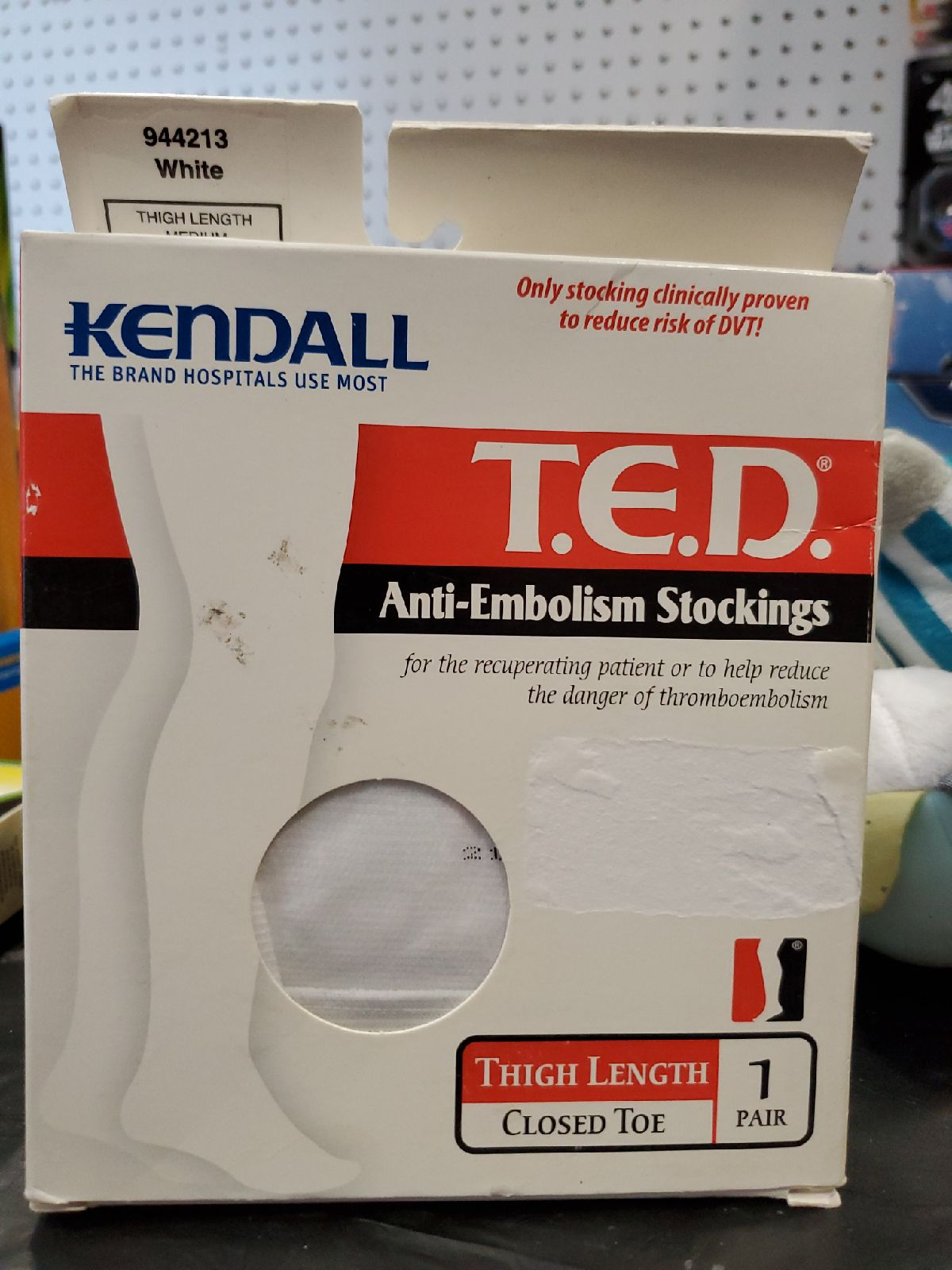 Kendall T.E.D anti-embolism stockings