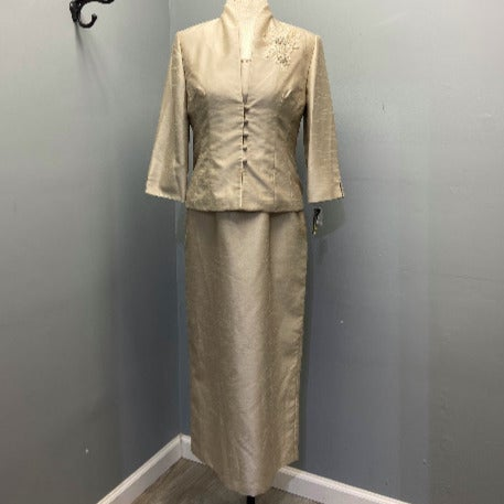 NWT Jessica Howard Dress And Jacket Set