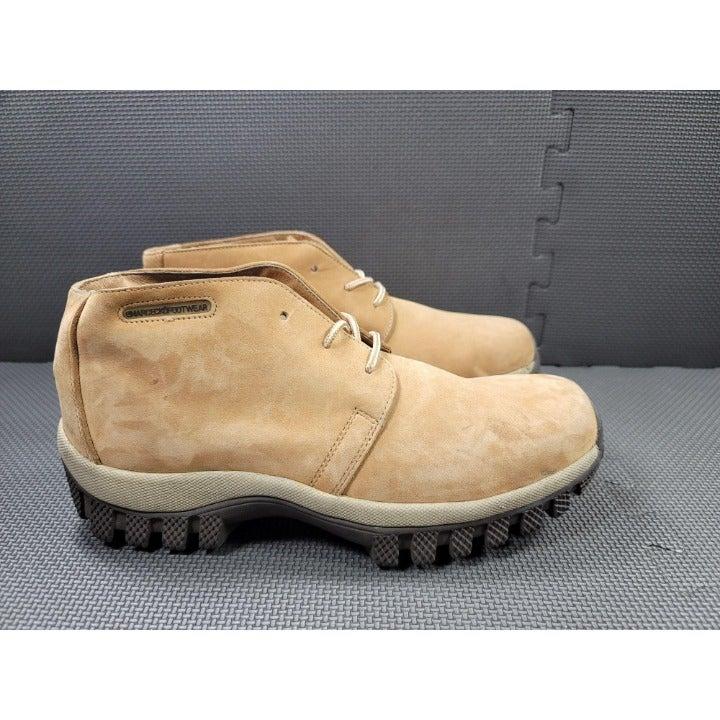 Mens Sz 11 Tan Marc Ecko Chukka Boots