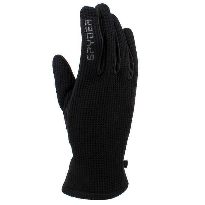 Spyder Core Conduct Leather Palm Stretch