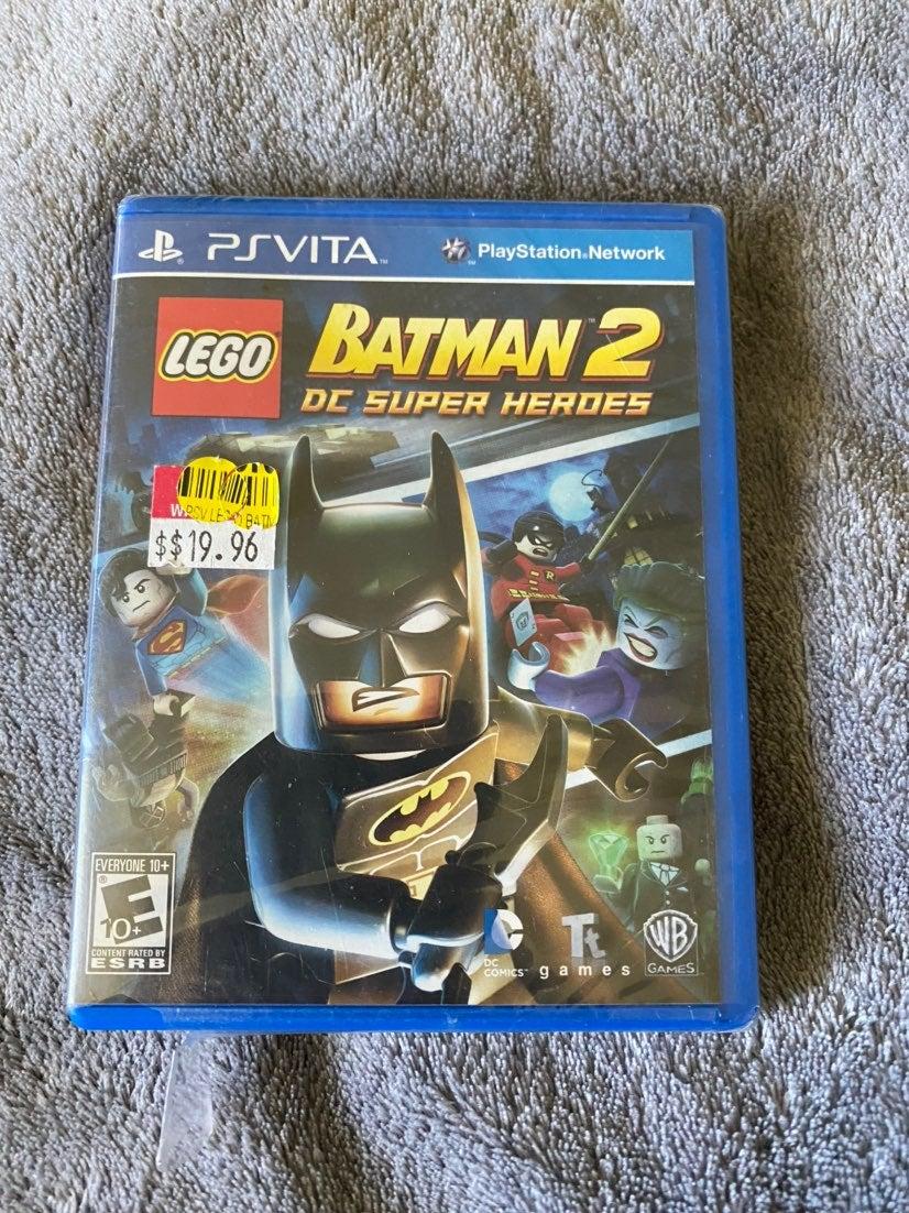 Lego Batman 2 pS Vita brand new