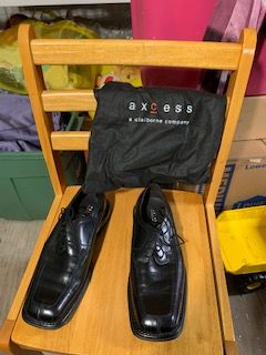 Axcess men's dress shoes