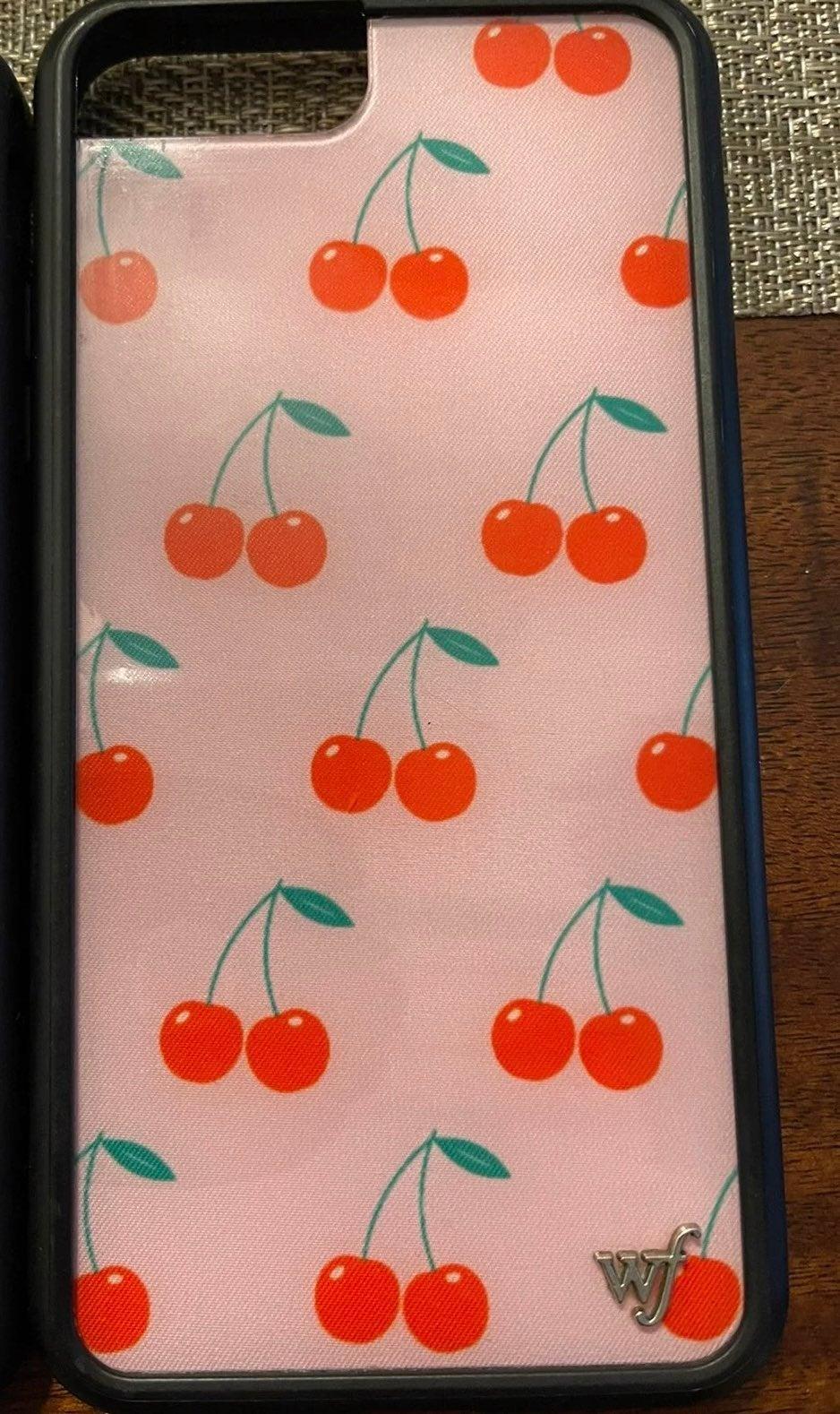 Cherry wildflower case