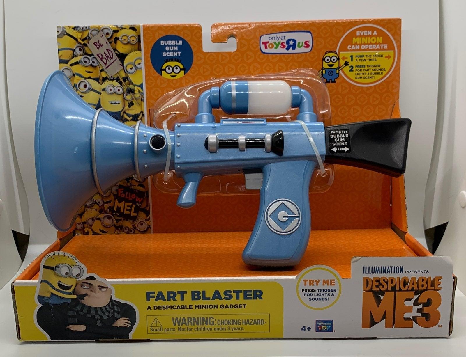 Minion Fart Blaster (Toys R Us)