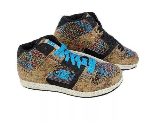 DC Manteca 2 Mid SE Womens Skater Shoes