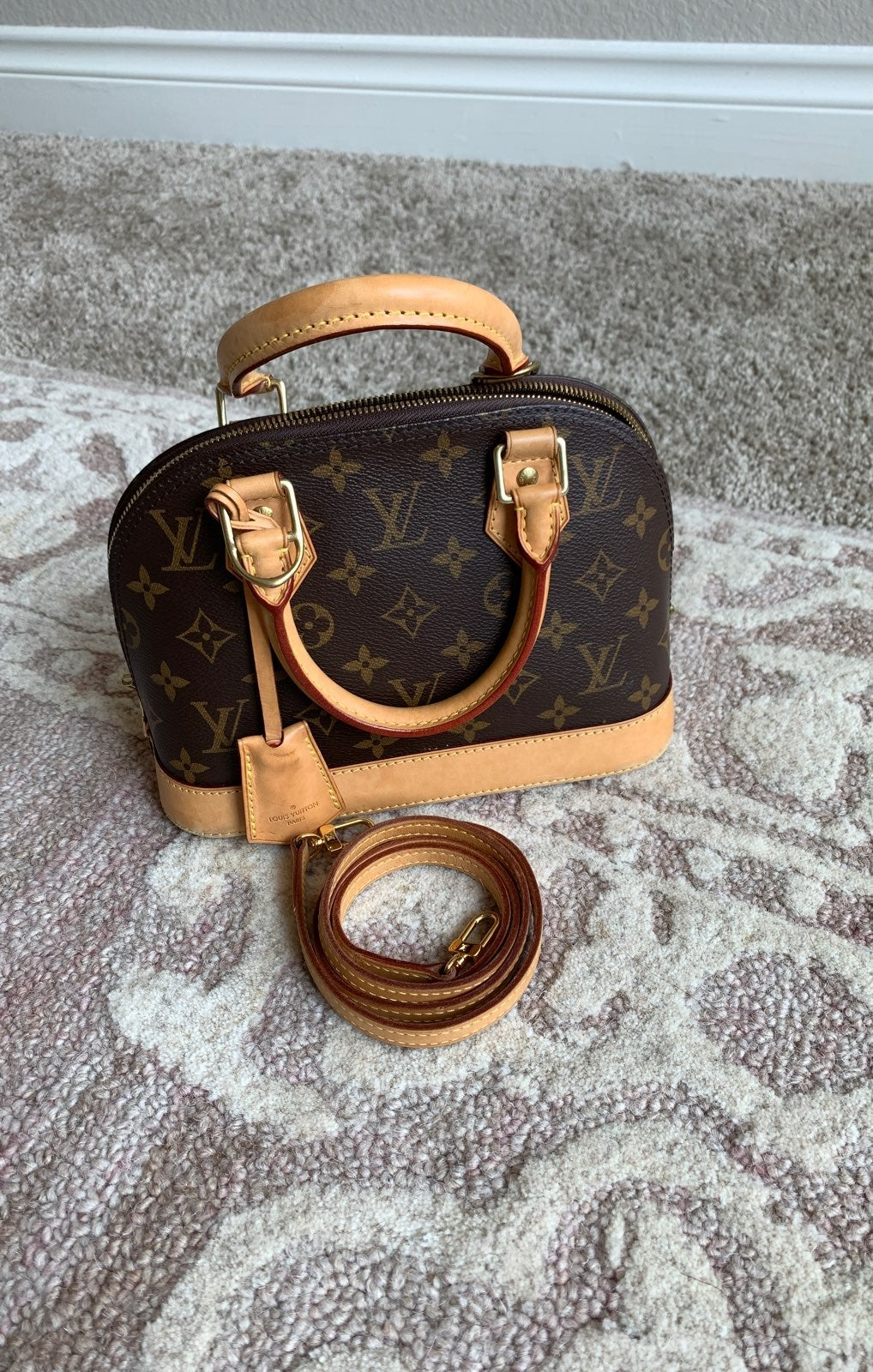 louis-vuitton-alma-bb by louis-vuitton