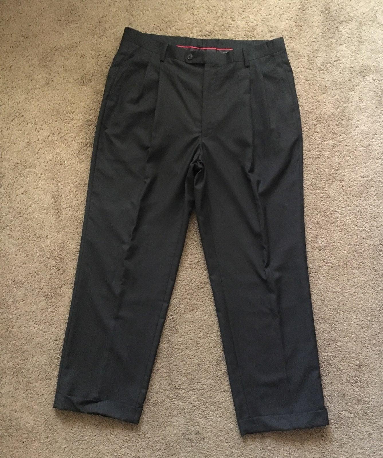 Black Dress Pants Size 36x38