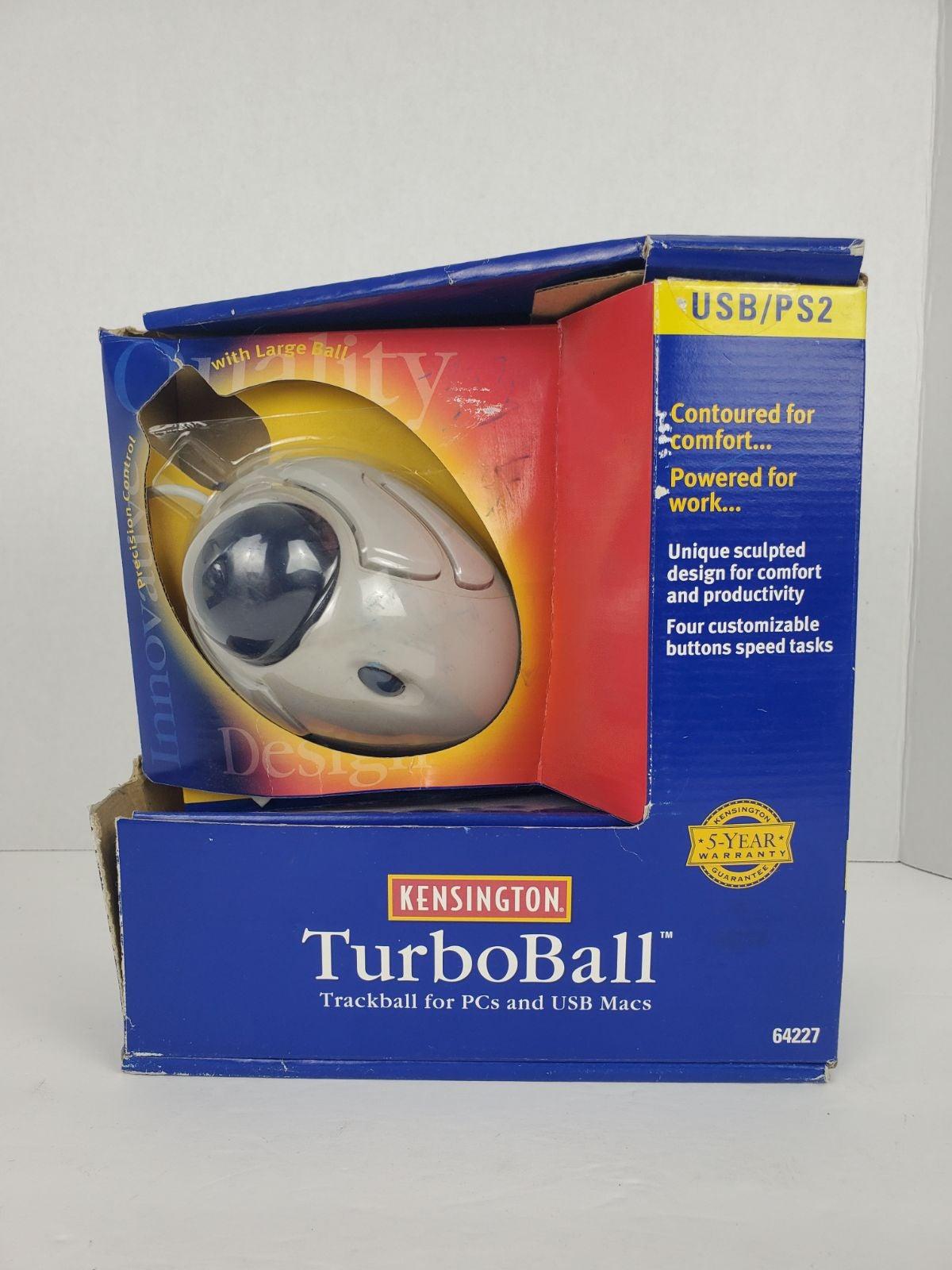 Kensington Turboball Mouse Trackball