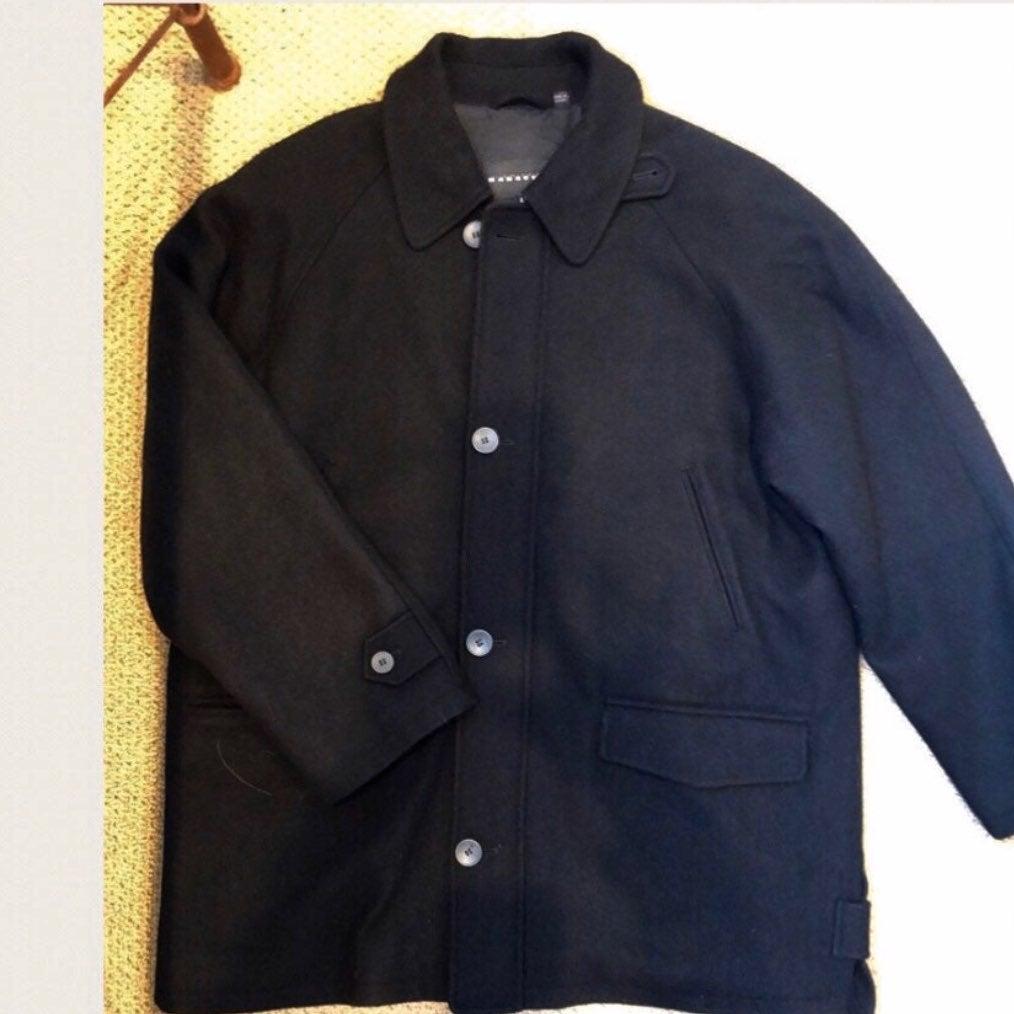 NWOT Men's Baracuta Wool Lined Coat