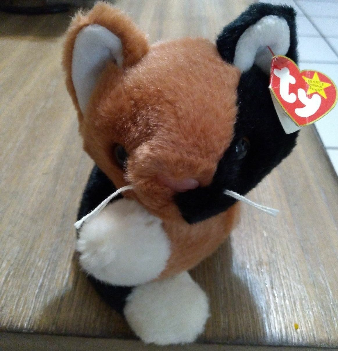 Ty Beanie Babies chip