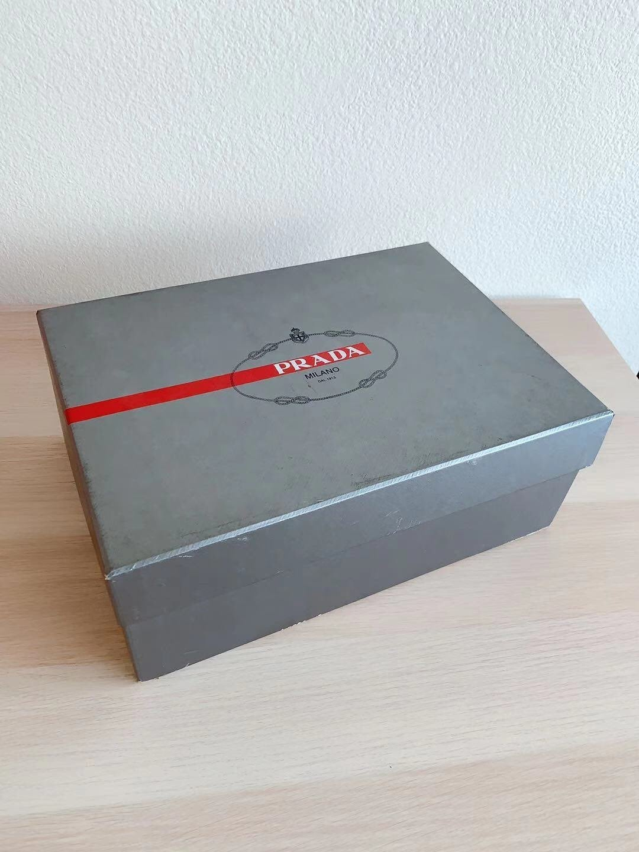 New Prada Original Box