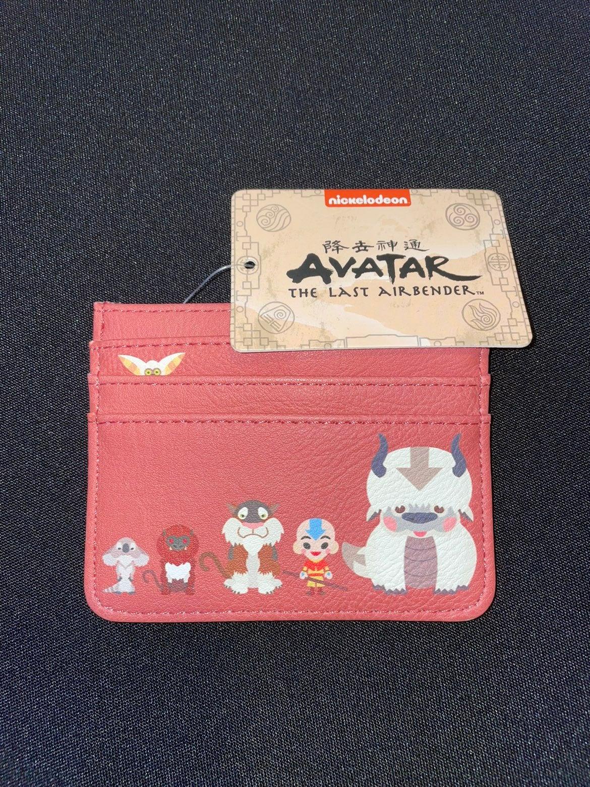 Avatar Card Holder