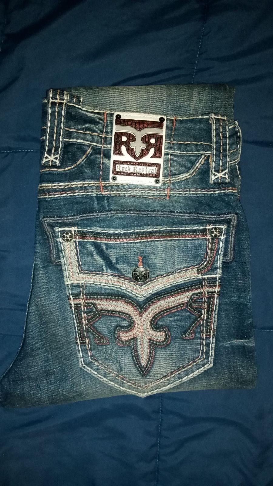 Rock Revival jeans men brand new