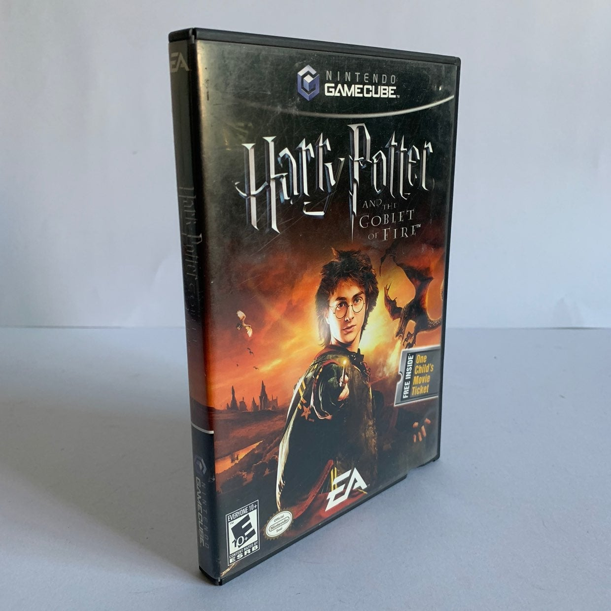 Gamecube Harry Potter and The Goblet