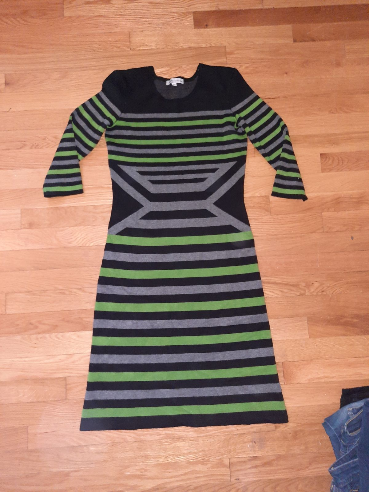 Danny and Nicole sweater dress