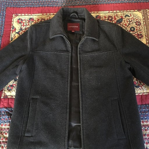 Covington Wool Jacket/Coat Size Men's S