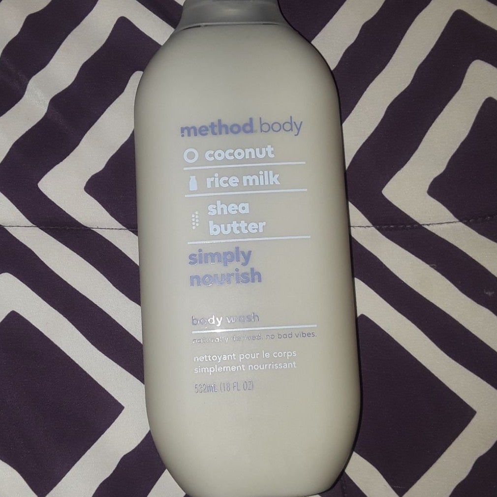 Method Simply Nourish Bodywash