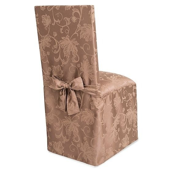 Autumn Vines Dining Room Chair Cover