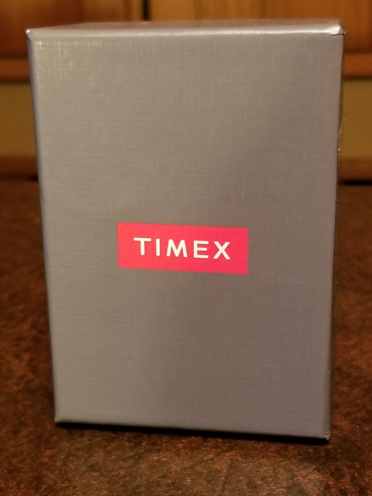 Timex Womans Stretch Bangle Watch