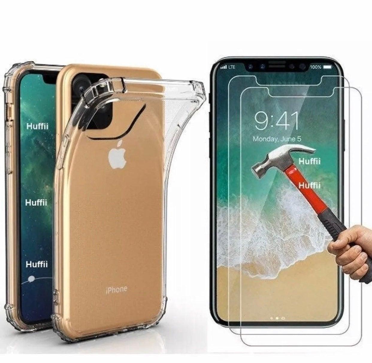 Case + 2 Screen Protectors