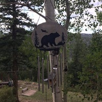 Bear Wind chimes, Set Of Two