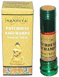 Patchouli Nag Champa  Oil NEW  Fragrance