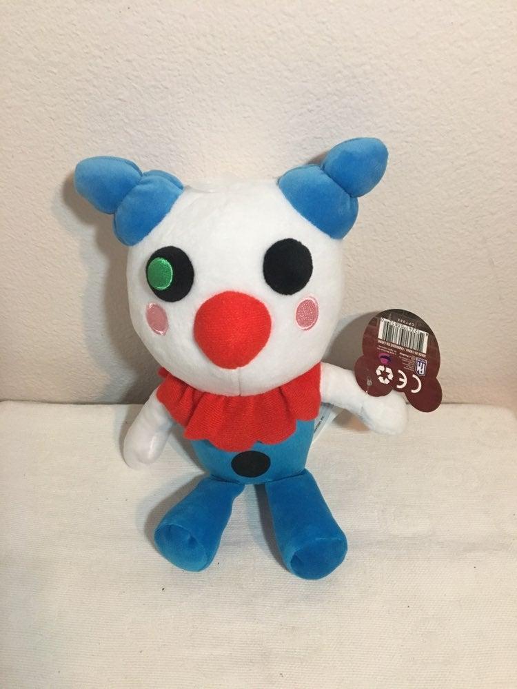 New Roblox PIGGY Clowny Plush