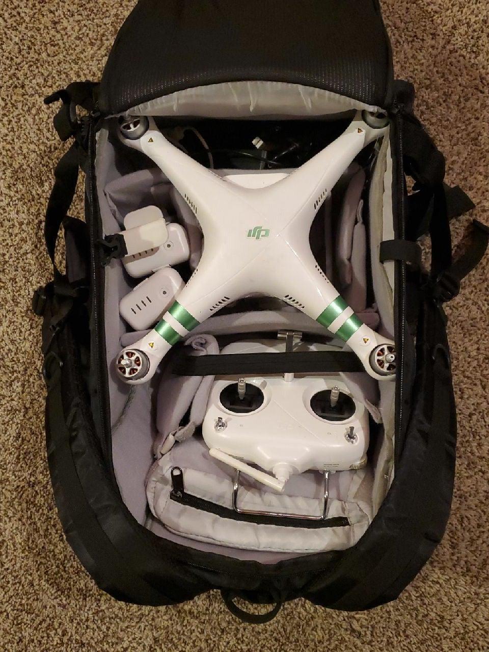 DJI Phantom 3 Standard drone with access