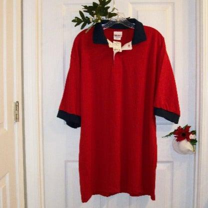 HARTWELL SPORTS XL Men's Polo Shirt NWT