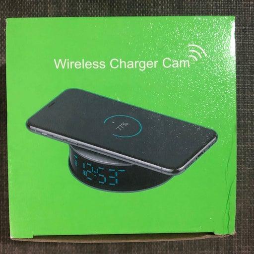 Spy Camera - WiFi Nanny Cam with Night V