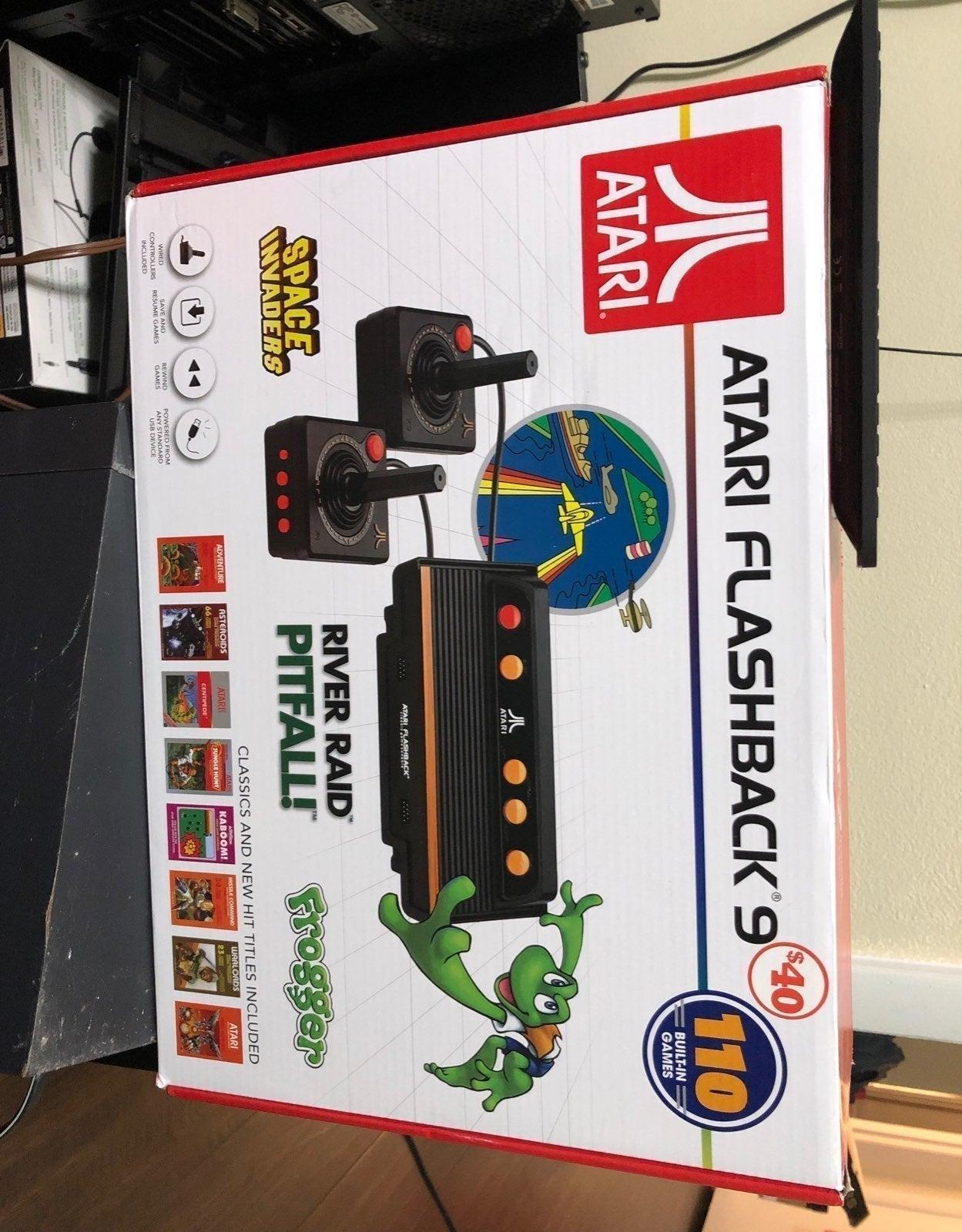 Atari Flashback Vintage game console