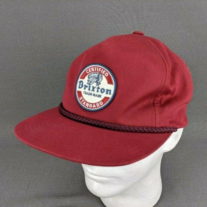 Brixton Certified Standard Snapback Hat