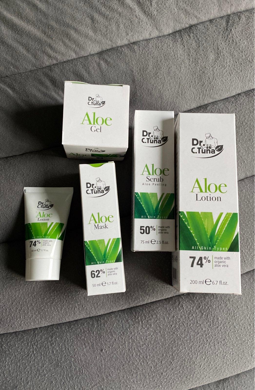 Farmasi aloe bundle set new