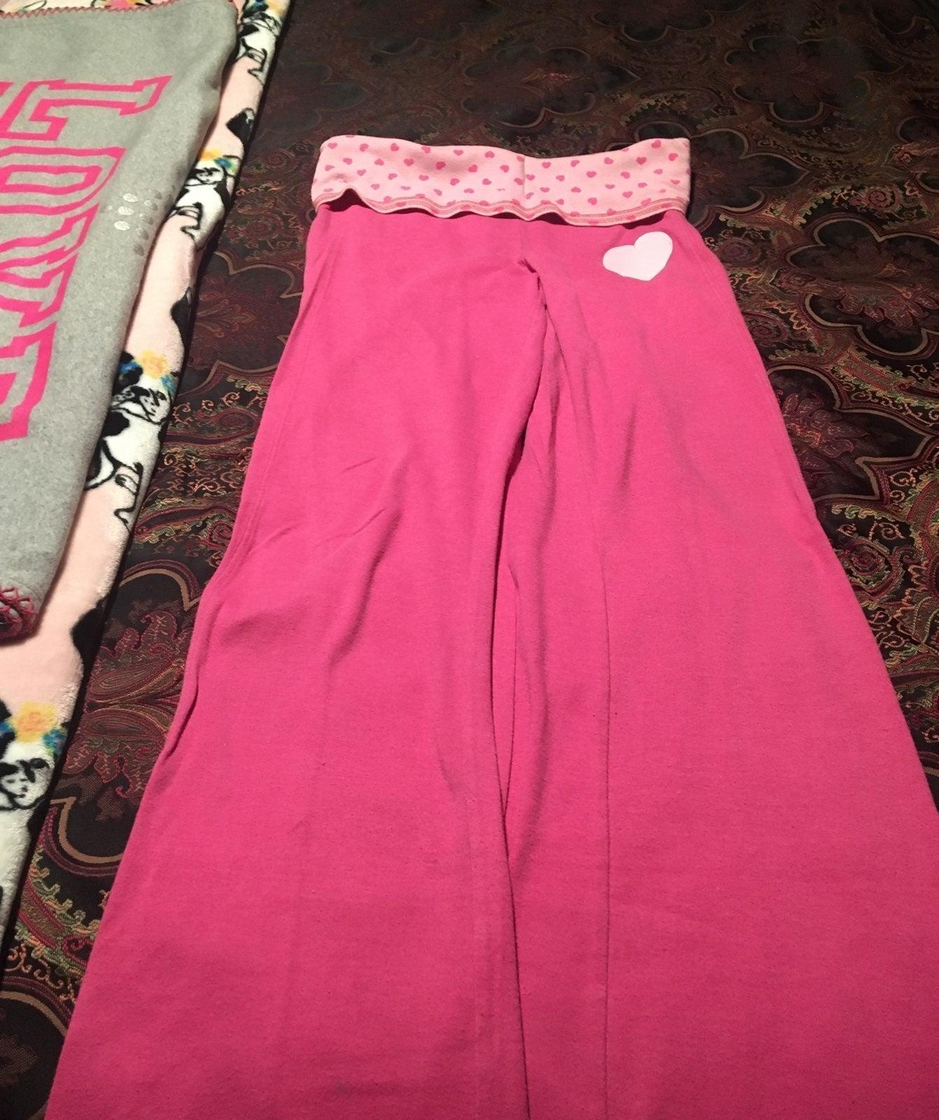 Vs pink pants
