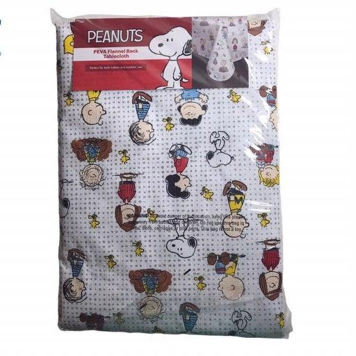Peanuts Charlie Brown Table Cloth