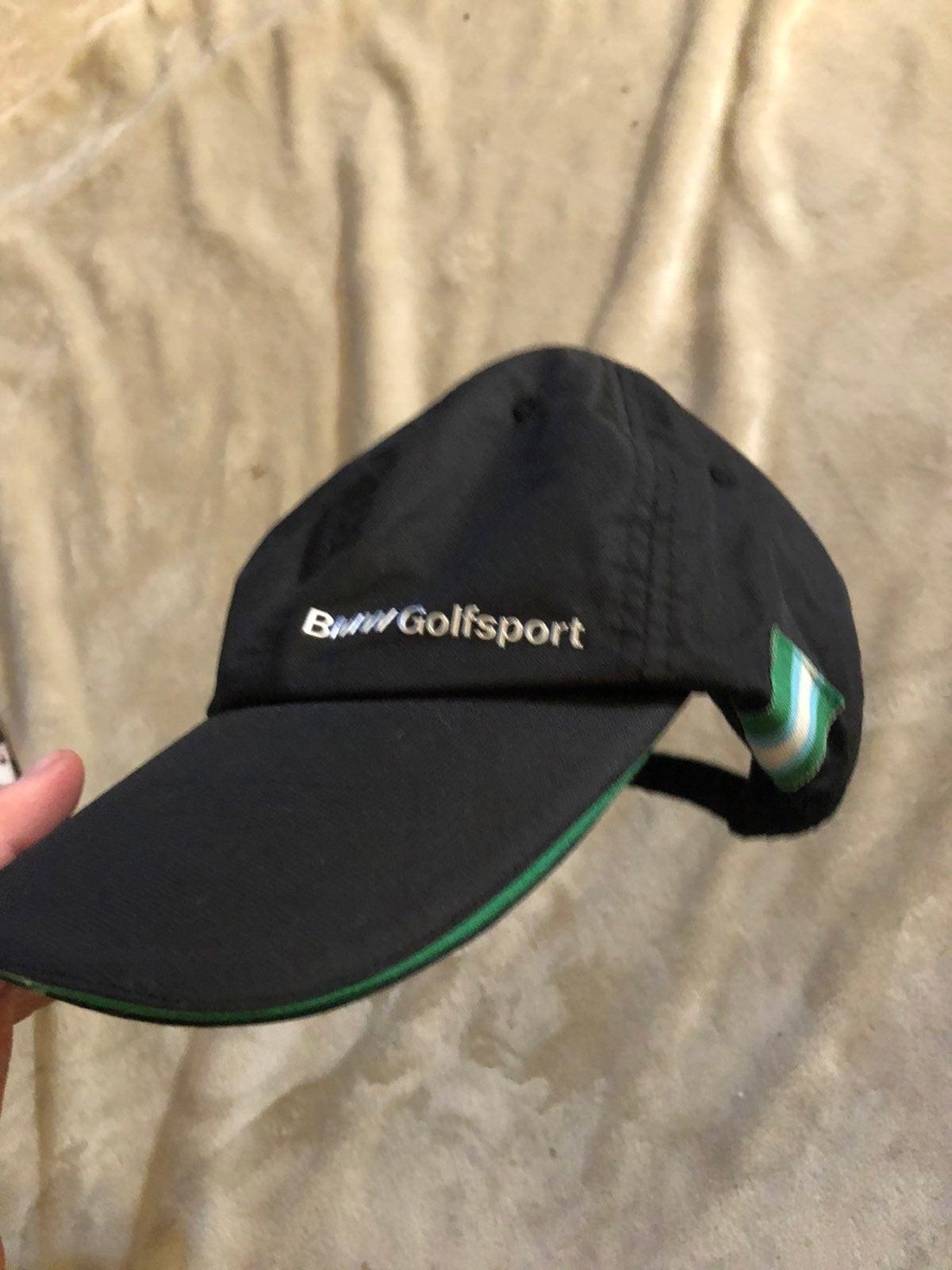 BMW golf sport black hat