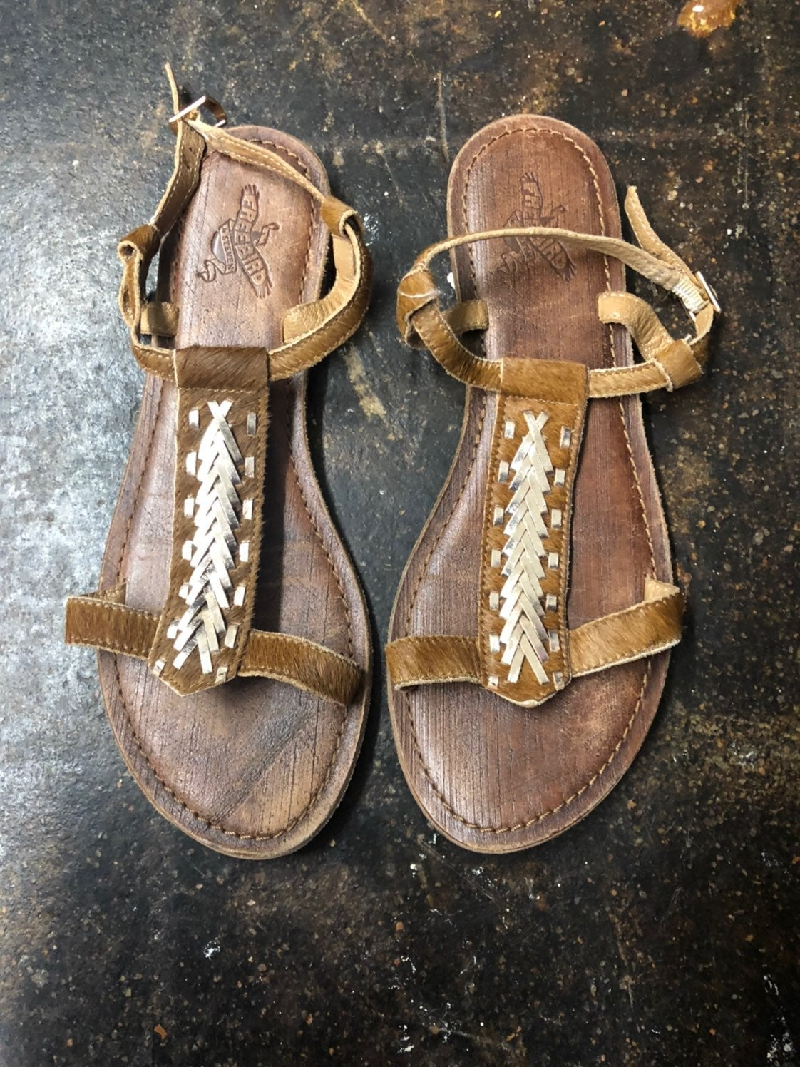 Freebird sandals