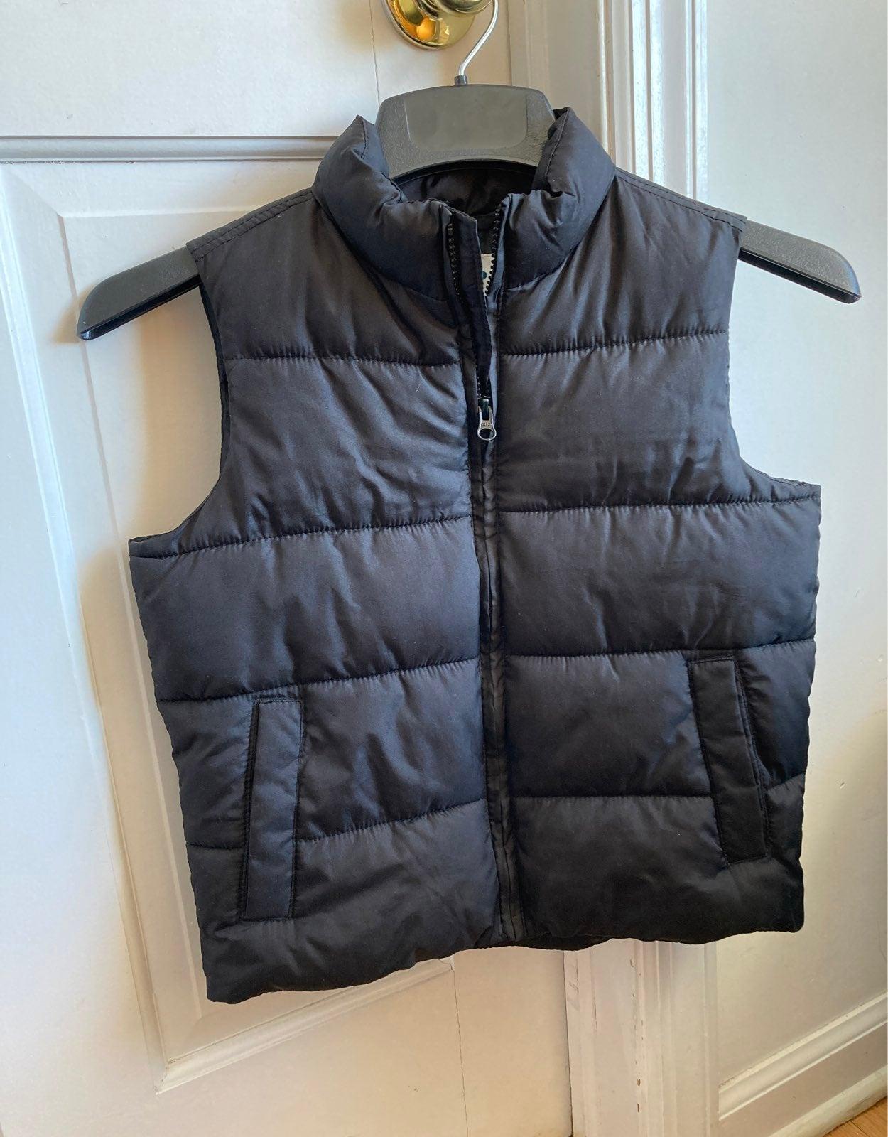 Puffer Vest size 6-7