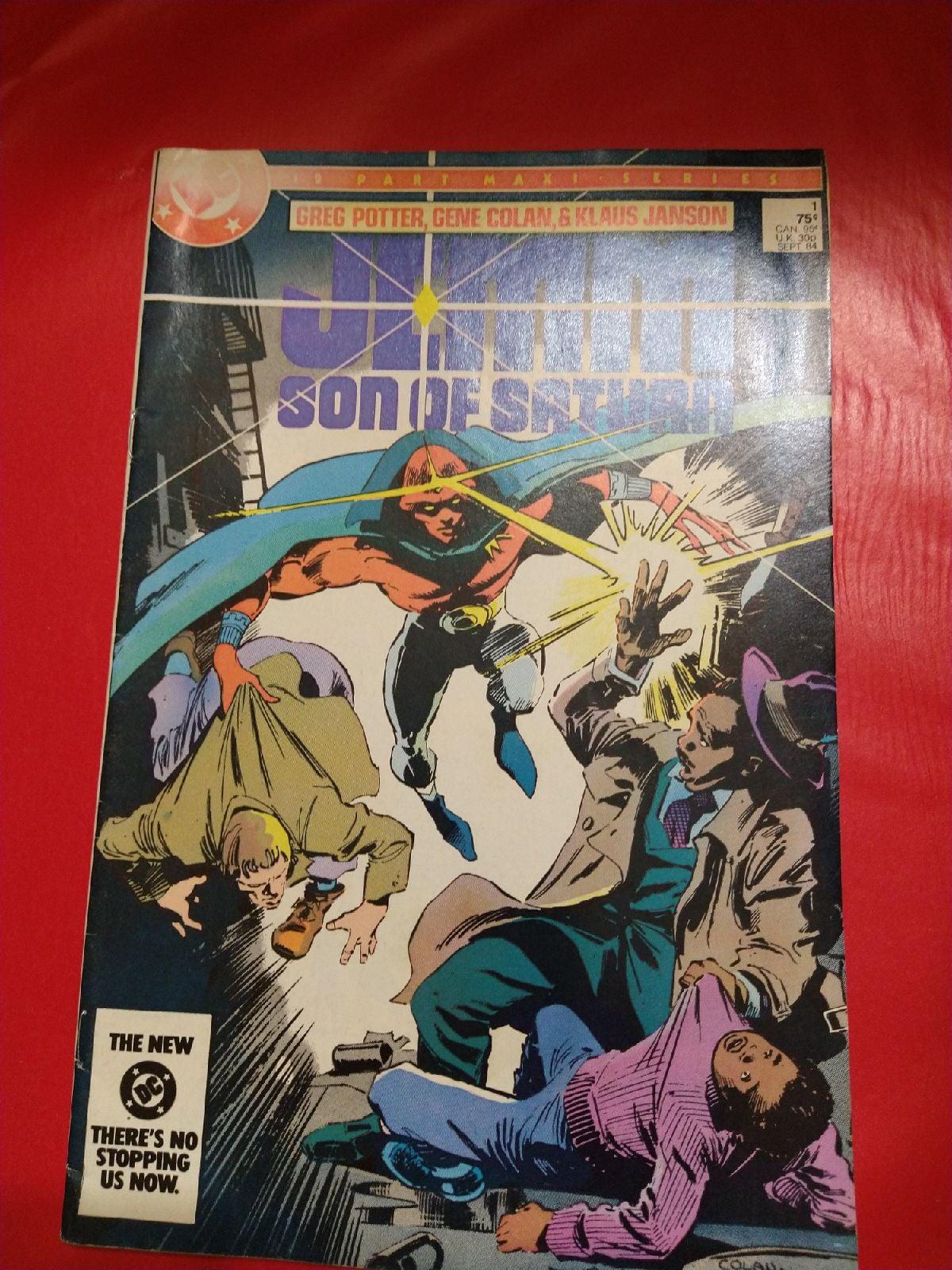 DC Comics September 84 #1