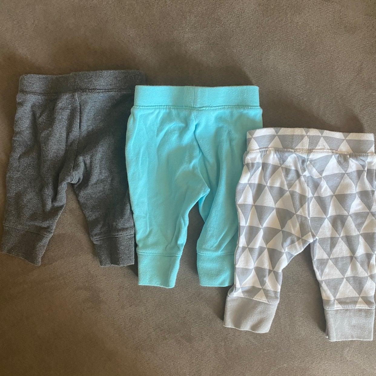 Cloud Island Pants 0-3 month