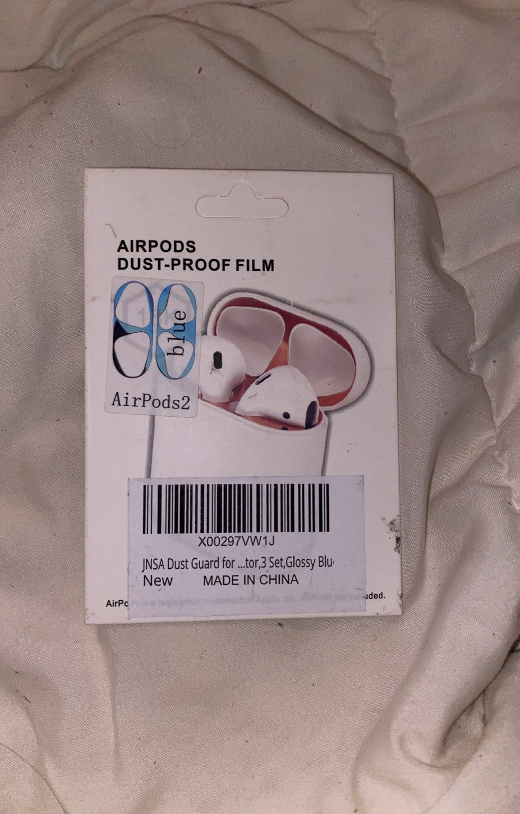 Dust Proof AirPod Film
