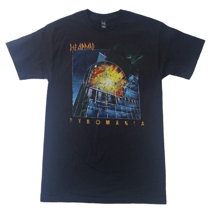 Def Leppard Pyromania Rock T Shirt XL