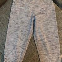 fb0926b8892fb Lululemon Crops Leggings Size 6. lululemon athletica