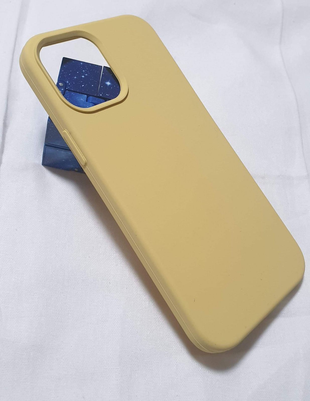 New IPhone 12 PRO Max Case Yellow