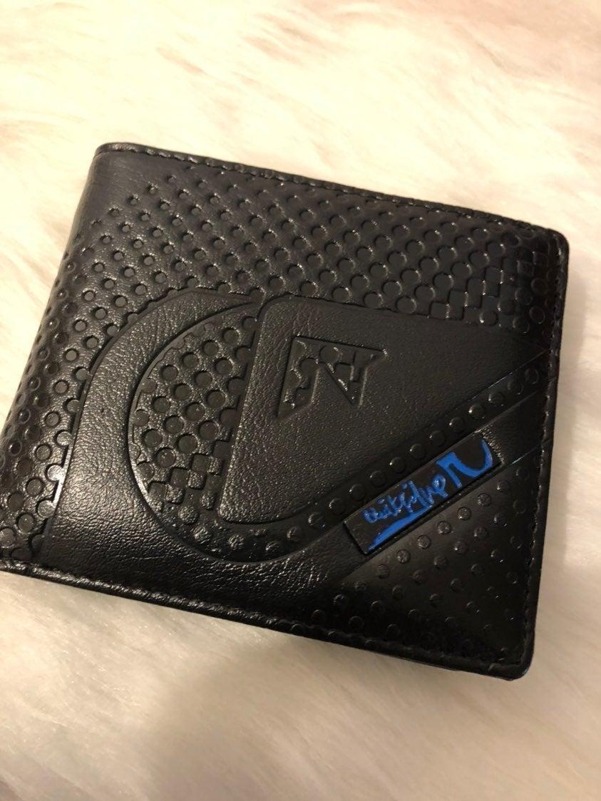 QuickSilver Wallet Black. Offer today