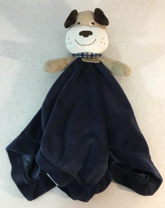 Carters My 1st Puppy Navy Blue Plush