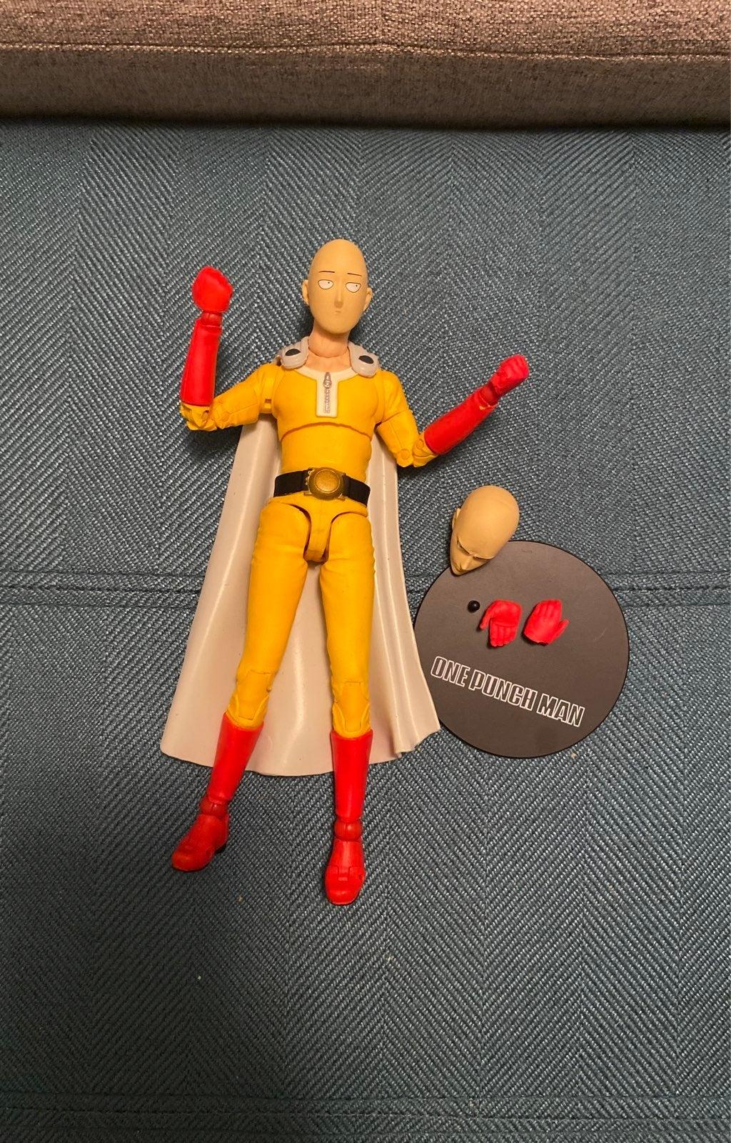 One Punch Man Saitama McFarlane Toy