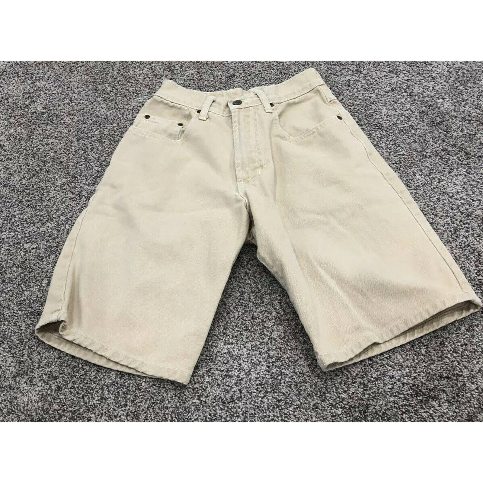 Vtg Lucky Brand Shorts High Rise 26