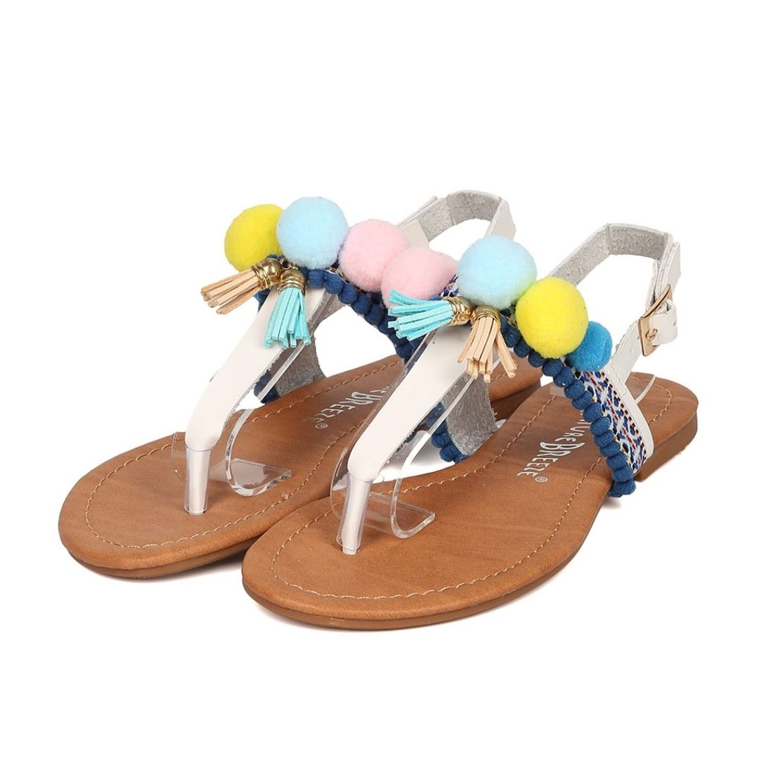 Nature Breeze Sandals Sz 7